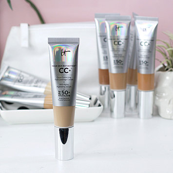 Photo of IT Cosmetics® Your Skin But Better™ CC+™ Cream with SPF 50+ uploaded by Leidymariana Z.