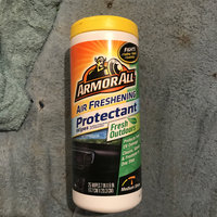 Armor All Fresh Outdoors Scent Air Freshening Protectant Wipes Canister 25/Pack (78508) uploaded by Alexxandria H.