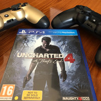 Uncharted 4: A Thief's End (PlayStation 4) uploaded by yassi h.