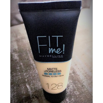 Photo of Brand Maybelline Fit Me Matte & Poreless Foundation 120 Classic Ivory uploaded by Lulu M.