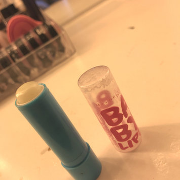 Photo of Maybelline Baby Lips® Moisturizing Lip Balm uploaded by Mia B.