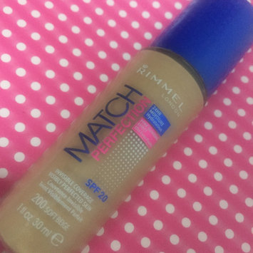 Photo of Rimmel London Match Perfection Foundation uploaded by Rana C.