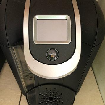 Photo of Keurig - 2.0 K550 4-cup Coffeemaker - Black/dark Gray uploaded by LORI H.