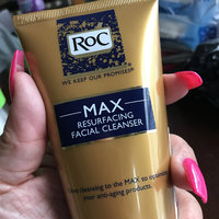 Roc® Max Resurfacing Facial Cleanser 5 fl. oz. Tube uploaded by Radiah T.