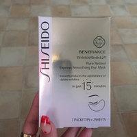Shiseido Benefiance WrinkleResist24 Pure Retinol Express Smoothing Eye Mask uploaded by Jennifer L.