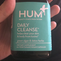 Hum Nutrition Daily Cleanse(TM) 60 Capsules uploaded by April E.