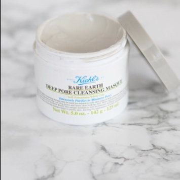 Photo of Kiehl's Rare Earth Deep Pore Cleansing Mask uploaded by Karina S.