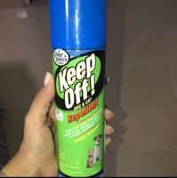 Four Paws Indoor-Outdoor Repellent Spray - 10 fl oz uploaded by Nicole T.