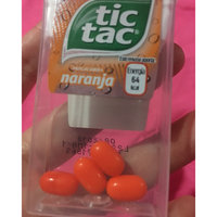 Tic Tac Orange Mints uploaded by Ercilia Z.