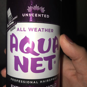Photo of Aqua Net Professional Hair Spray uploaded by Stacey E.