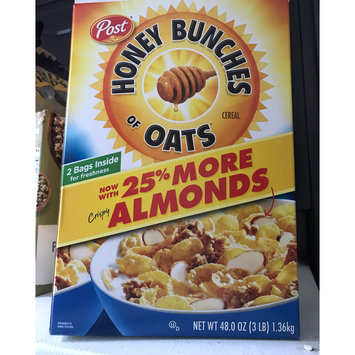 Photo of Honey Bunches of Oats with Almonds uploaded by Ana Cristina W.