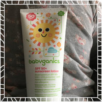 Babyganics Tear Free Mineral-Based Sunscreen Spray 50+ SPF uploaded by Jessica P.