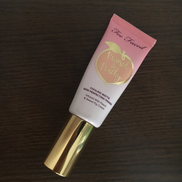 Photo of Too Faced Primed & Peachy Cooling Matte Perfecting Primer uploaded by Daniella G.