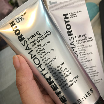 Photo uploaded to Peter Thomas Roth FIRMx Peeling Gel by Jessica L.
