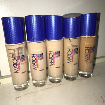 Photo of Rimmel London Match Perfection Foundation uploaded by jazmine2309 M.