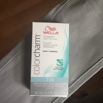 Photo of Wella Color Charm Toner T18 uploaded by Ieva P.