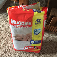 Huggies® Snug & Dry Diapers uploaded by Stephanie F.