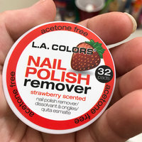 L.A. Colors Nail Polish Remover Pads uploaded by Christain S.