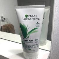 Garnier SkinActive Deep Pore Exfoliating Face Scrub with Green Tea uploaded by Michella N.