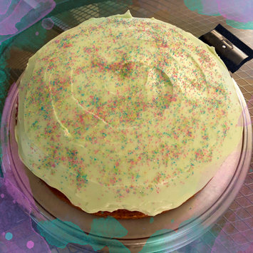 Photo of Duncan Hines Signature Cake Mix Confetti Cake uploaded by Sarah S.