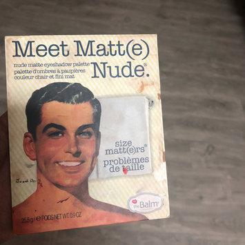 Photo of theBalm Meet Matt(e) Nude® Nude Matte Eyeshadow Palette uploaded by RA🕊 a.