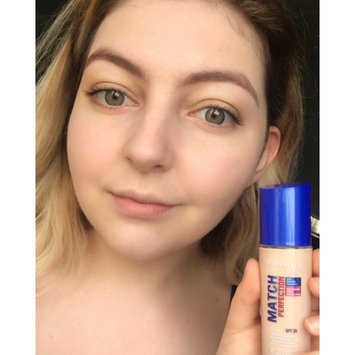 Photo of Rimmel London Match Perfection Foundation uploaded by Lucy R.