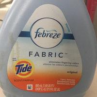 Swiffer Fabric Refresher & Odor Eliminator, Tide Original, 27 oz Spray Bottle, 6/Carton uploaded by Stephanie B.