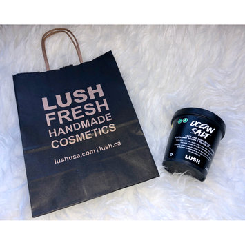 Photo of LUSH Ocean Salt Face and Body Scrub uploaded by 👠Miss V.