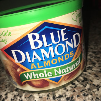 Photo of Blue Diamond® Whole Natural Almonds uploaded by Patty H.