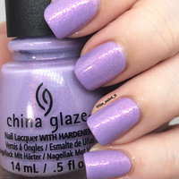 China Glaze Nail Lacquer with Hardeners uploaded by Ilze D.