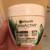 Garnier SkinActive Balancing 3-In-1 Face Moisturizer with Green Tea uploaded by Tammy C.