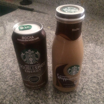 Photo of STARBUCKS® Bottled Mocha Frappuccino® Coffee Drink uploaded by Breanna G.