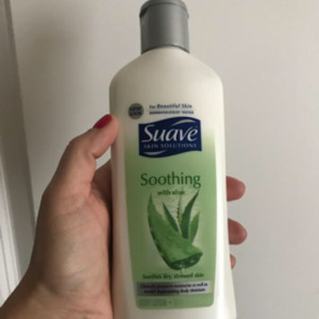 Photo of Suave® Soothing with Aloe Body Lotion uploaded by Laurie A.