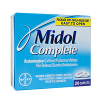 Midol Complete Pain Reliever Maximum Strength uploaded by Sonja W.