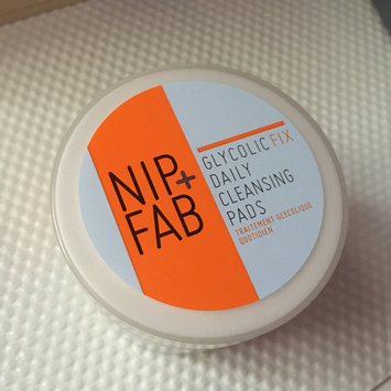 Photo of Nip + Fab Glycolic Fix Exfoliating Facial Pads - 60 Count uploaded by Beauty D.