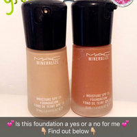 M.A.C Cosmetics Mineralize Moisture SPF 15 Foundation uploaded by Haneeka A.