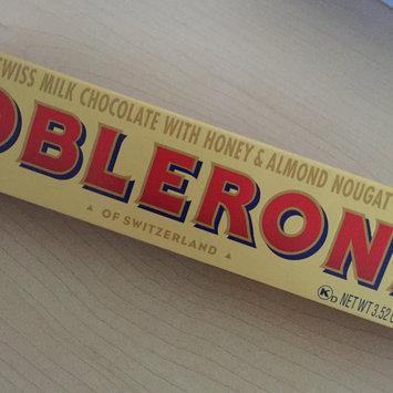 Photo of Toblerone Swiss Milk Chocolate uploaded by Crystal K.