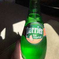 Perrier Pink Grapefruit Sparkling Natural Mineral Water uploaded by Kristi L.