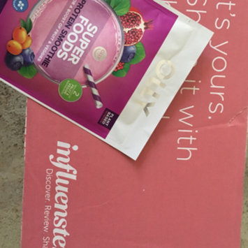 Photo of OLLY Super Foods Smoothie uploaded by Glam W.