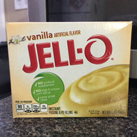 JELL-O Vanilla Instant Reduced Calorie Pudding & Pie Filling uploaded by Chakirah K.