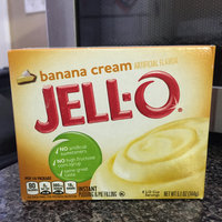 JELL-O Banana Cream Instant Pudding & Pie Filling uploaded by Chakirah K.