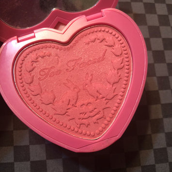 Photo of Too Faced Love Flush Long-Lasting Blush uploaded by Aldasia S.