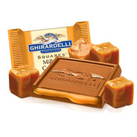 Ghirardelli Chocolate Milk Chocolate Caramel Square uploaded by Kat J.