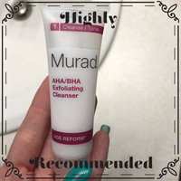 Murad Age Reform AHA/BHA Exfoliating Cleanser uploaded by Sharon P.