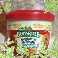 Chef Boyardee Spaghetti & Meatballs Bowl uploaded by Victoria G.