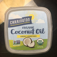 Carrington Farms - 100% Organic Pure Unrefined Cold Pressed Extra Virgin Coconut Oil uploaded by JaAnai O.