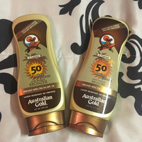 Australian Gold Moisture Max Exotic Blend Very Water Resistant Sunscreen with Instant Bronzer SPF 50 uploaded by Kelly L.