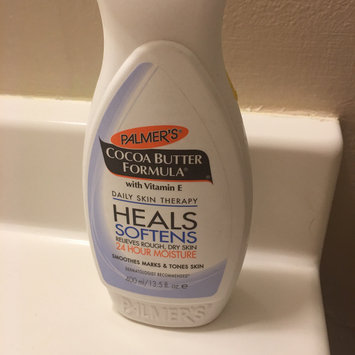 Photo of Palmer's Cocoa Butter Formula 24 Hour Moisture uploaded by Gabby G.