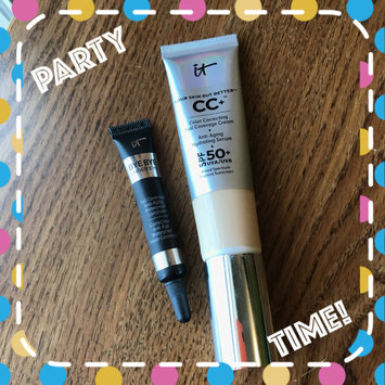 Photo of IT Cosmetics® Your Skin But Better™ CC+™ Cream with SPF 50+ uploaded by Tiffani R.