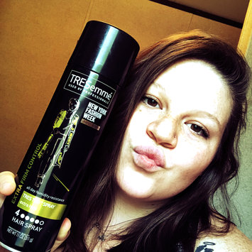 Photo of TRESemmé Tres Two Extra Hold Hair Spray uploaded by DeNicole L.